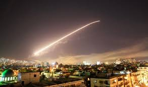 Arab world reacts to US-led airstrikes in Syria