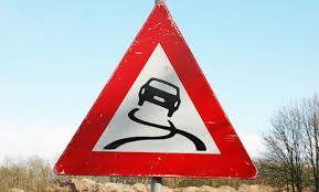 road accidents signs