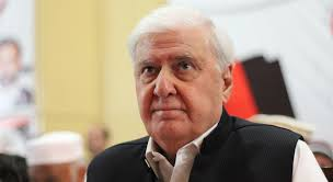 Sherpao for early merger of FATA with KP