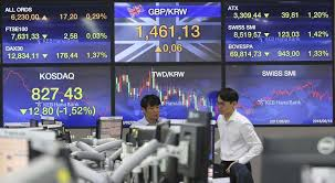 Asian stocks tumble after Trump threat to impose tariff hike on Chinese goods