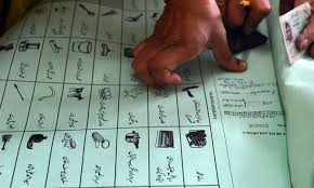 More than 0.9 million voters to exercise their right of vote in Swabi
