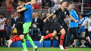 WC 2018 Croatia to face France in final, after beating England in semi final by 2-1