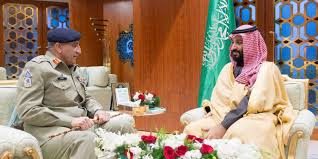 COAS Bajwa, Saudi Crown Prince discuss regional security