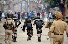 Five Kashmiris martyred by Indian occupied forces