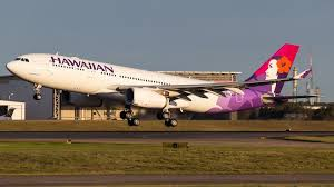Hawaiian airline to suspend its Beijing flight from October