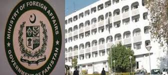 Indian HC summoned to Foreign Office