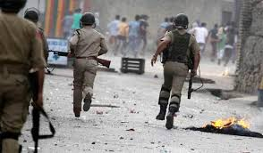 Indian forces martyr two Kashmiri youth in IoK