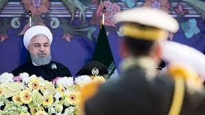 Iran military power solely defensive President