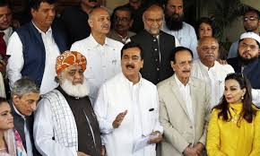 Opposition parties to finalizes future strategy in Islamabad APC today