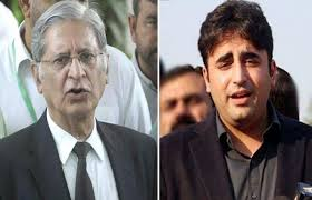 Presidential election Bilawal adamant on Aitzaz as party's candidate