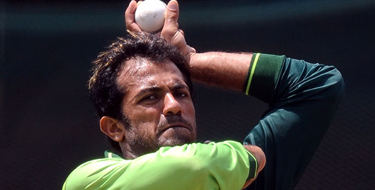 Representing Pakistan in CWC 2019 is my only priority
