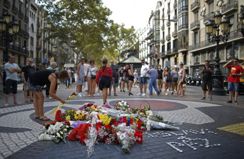 Spain remembers story picture