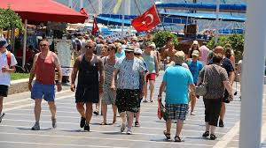 Turkey Domestic tourism expenditure up nearly 25 per cent