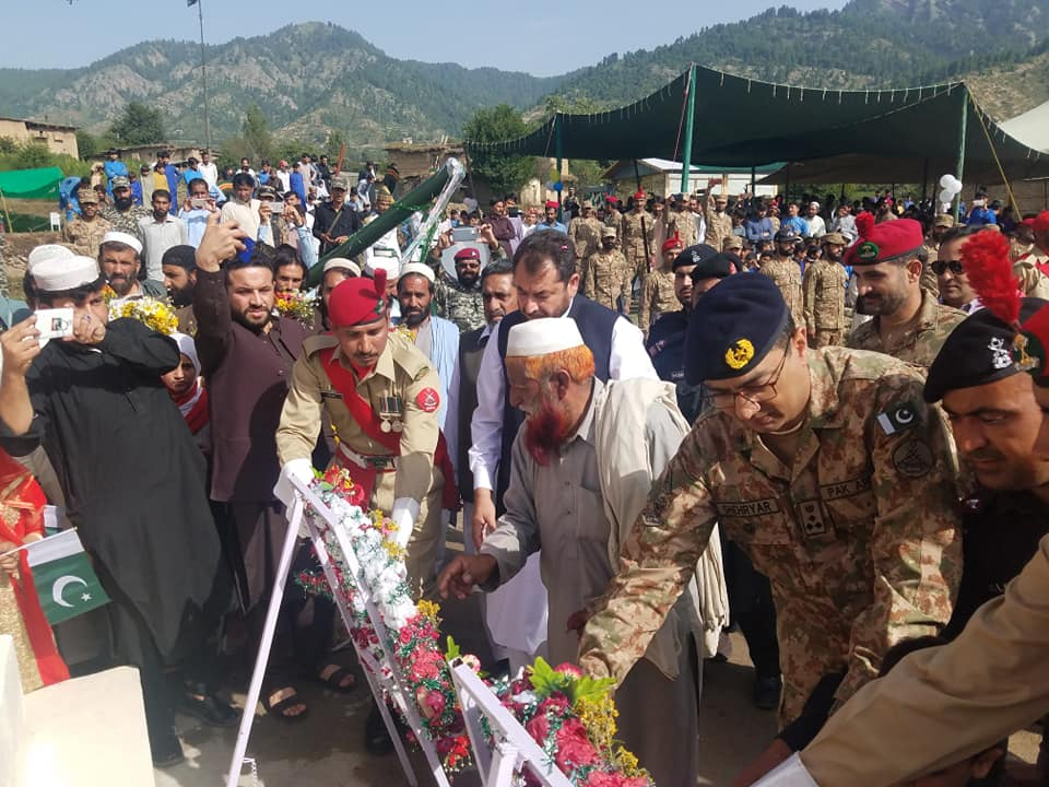 Defense Day marked in Khyber Agency
