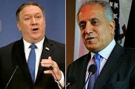 Khalilzad's appointment as Special US Adviser confirmed