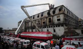 No lesson learnt from Baldia factory fire incident