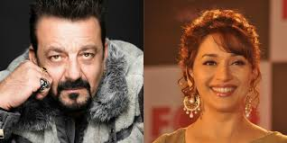 Sanjay Dutt, Madhuri Dixit to be seen together in 'Kalank'