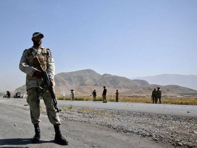 Two Levies personnel martyred in militants attack