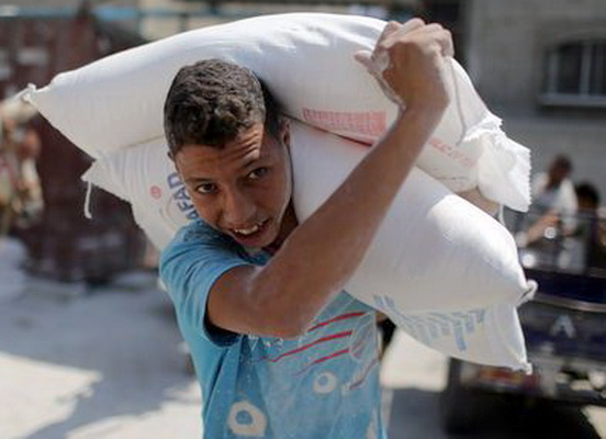 UNRWA defends story picture