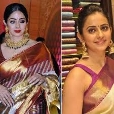 Rakul Preet reveals her look as Sridevi in the upcoming biopic