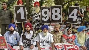India death sentence over anti-Sikh riots