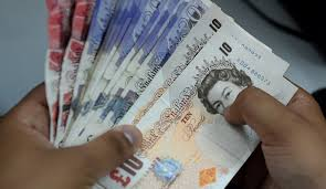 Pound steadies after biggest fall since 2016