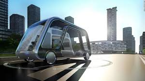 Self-driving hotel room to revolutionize the way traveling