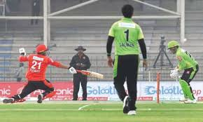 Lahore White wins National T20
