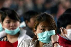 Infectious diseases kill 2,826 in China