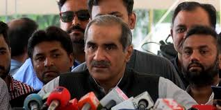 Saad Rafique criticizes govt for running behind opposition