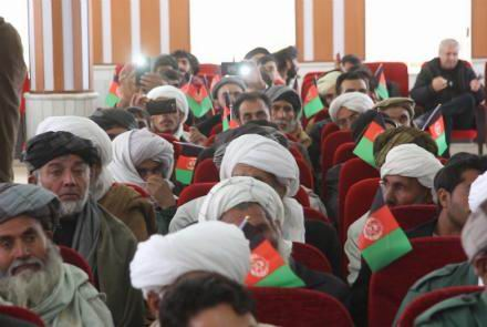 Activists call for intra-Afghan talks