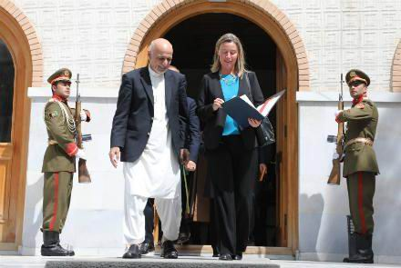 Ghani sees big opportunity for peace in Afghanistan
