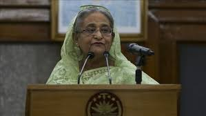 Bangladeshi PM calls for safe repatriation of Rohingya