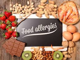 Food allergies can start hit human at any age