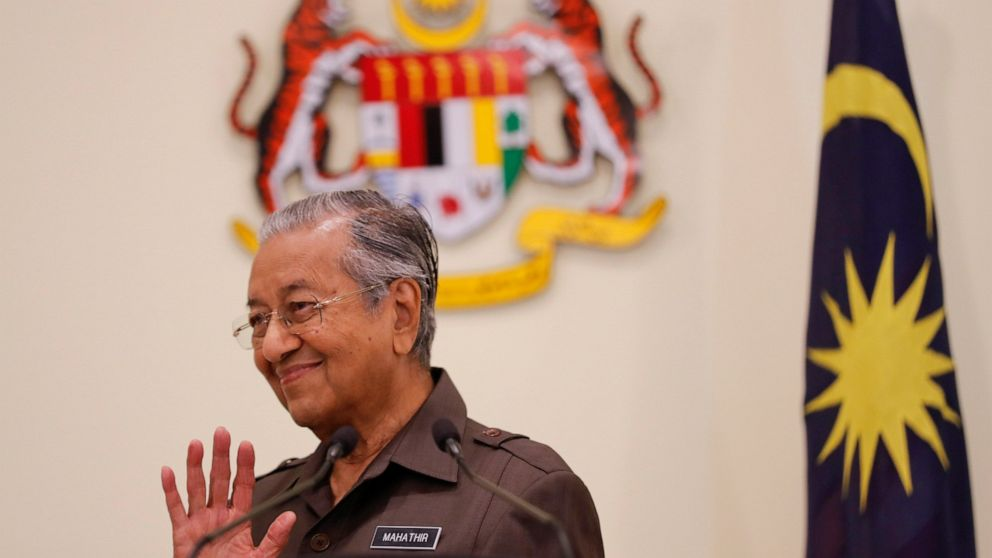 Malaysia says revised China deal shows costs were inflated
