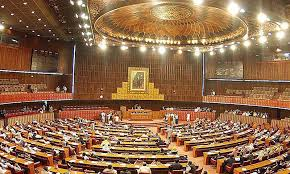 Opposition continues in NA session on second day
