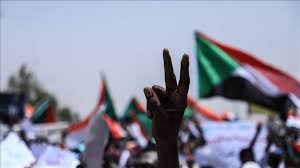 Protesters slam Egypt 'interference' in Sudan's affairs