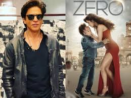 SRK speaks about Zero's failure at the box-office
