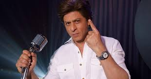 Shahrukh Khan turns rapper to urge the people of India to cast vote