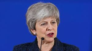 May's new Brexit deal to