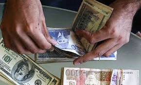 Rupee plunges record low at Rs146.25 against US dollar