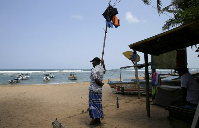 Sri Lanka tourism suffers after deadly terrorist attack