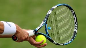 Yousaf off to flying start in first Nazim Peshawar Floodlight Tennis