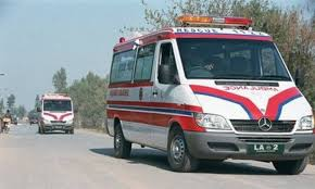 Bhakka Five killed, 18 injured in road accident