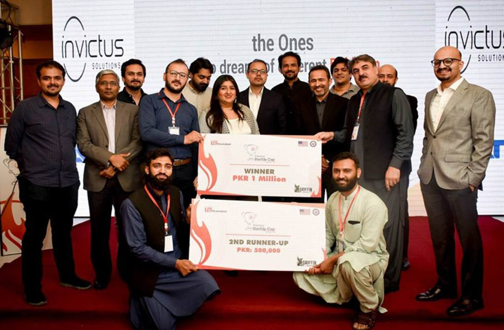 PTCL, LMKT-operates NIC makes its mark at Pakistan Startup Cup