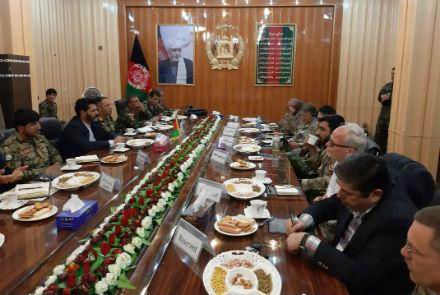 Kay NATO will not leave Afghanistan until job done