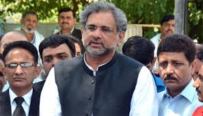 NAB summons former premier Abbasi in LNG case today