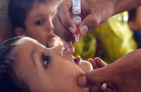Polio vaccination campaign in affected districts starts today