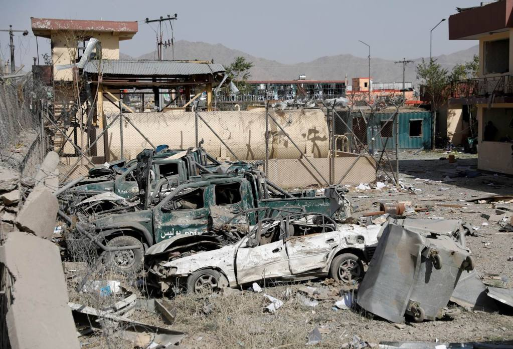 Afghan Forces claim attack on IS cells in Kabul
