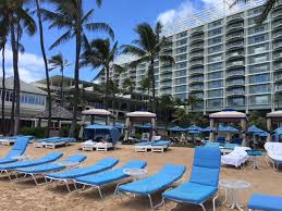 Hawaii hotel industry showing robust growth